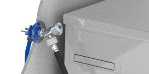 Usage du Fixoplac : Machine à laver
