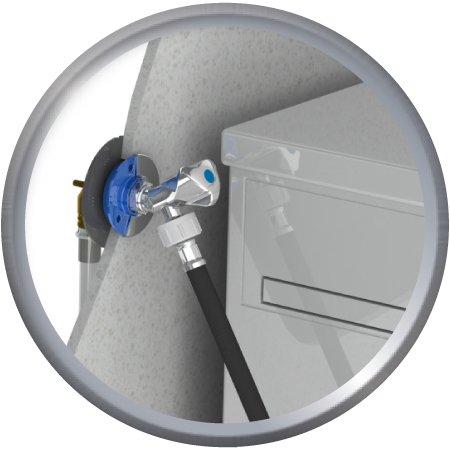 Pack FIXOPLAC machine à laver MC + robinetterie